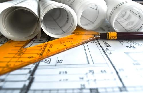 contractor map ruler